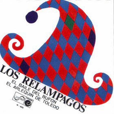 portada del disco El Baile del Bufón / El Arlequín de Toledo