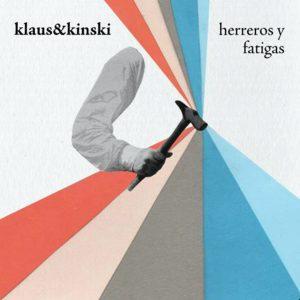 portada del disco Herreros y Fatigas