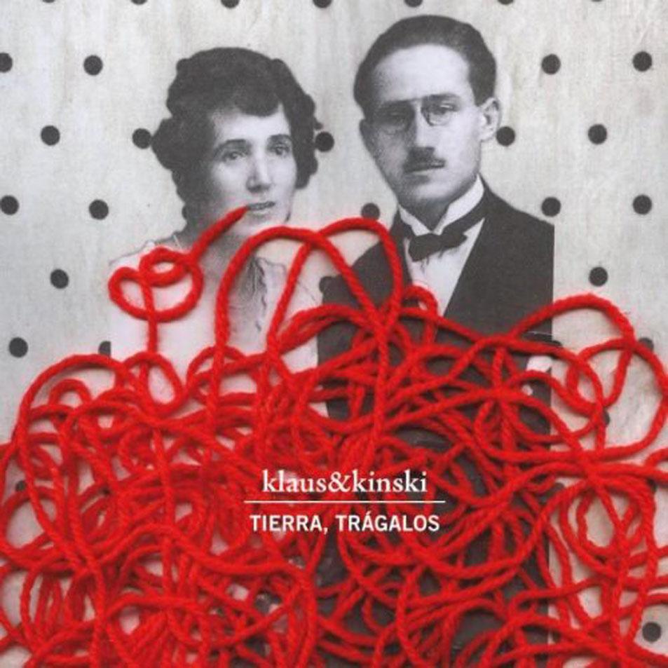 portada del album Tierra, Trágalos (edición vinilo)