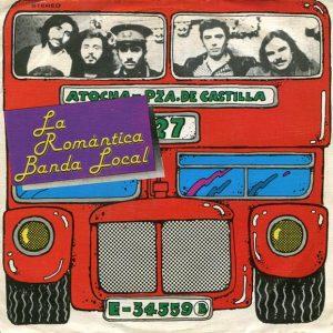 portada del album El Bus / Querida