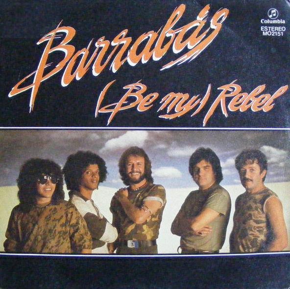 portada del disco (Be my) Rebel