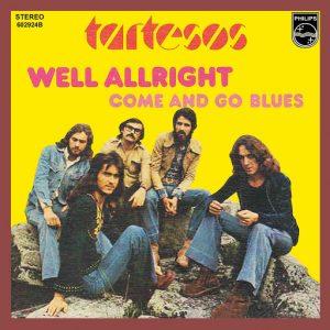 portada del disco Well All Right / Come And Go Blues