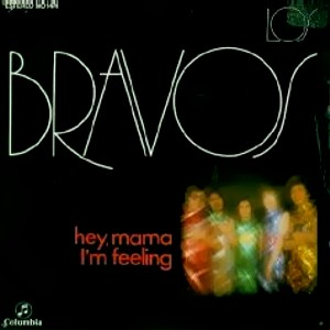 portada del disco Hey Mama / I'm Feeling