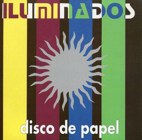 portada del album Disco de Papel