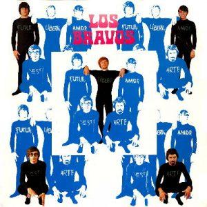 portada del disco Ilustrísimos Bravos
