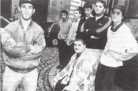 foto del grupo imagen del grupo Xenreira