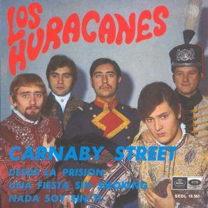 portada del disco Carnaby Street