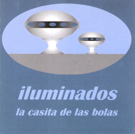 portada del album La Casita de las Bolas