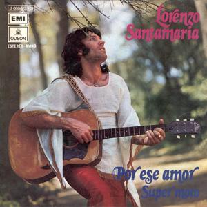 portada del disco Por Ese Amor / Súper Moto