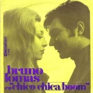 portada del disco Bruno Lomas En Chico Chica Boom