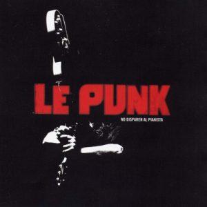 portada del disco No Disparen al Pianista