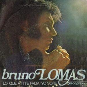 portada del disco Lo Que a Ti Te Falta / Yo Soñé