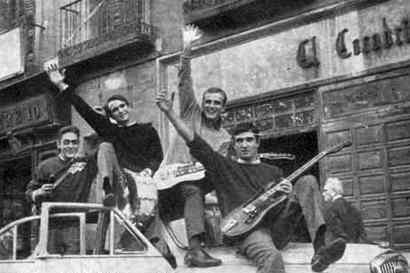 foto del grupo imagen del grupo Los Diablos Negros