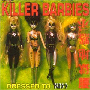 portada del disco Dressed to Kiss