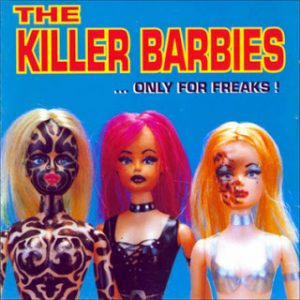 portada del disco ...Only for Freaks!
