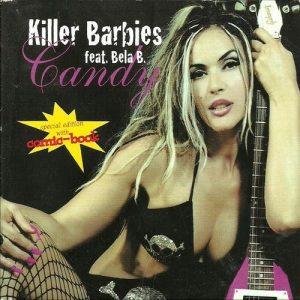portada del disco Candy