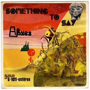 portada del disco Something to Say