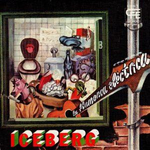 portada del album La Flamenca Eléctrica