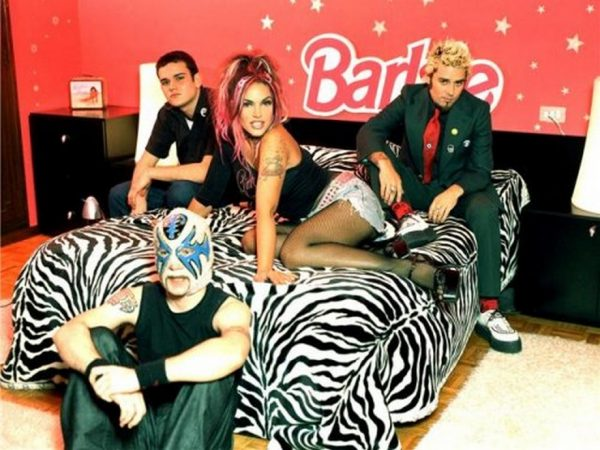 foto del grupo imagen del grupo The Killer Barbies