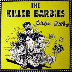 portada del disco Comic Books