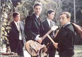 foto del grupo Los Ágaros