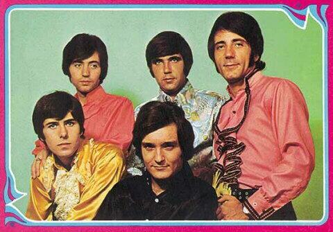 foto del grupo imagen del grupo Los Mustang