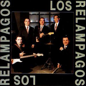 portada del disco Relámpagos 90
