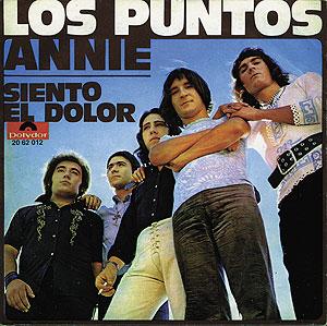 portada del disco Annie