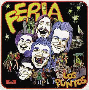 portada del album Feria