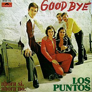 portada del disco Goodbye