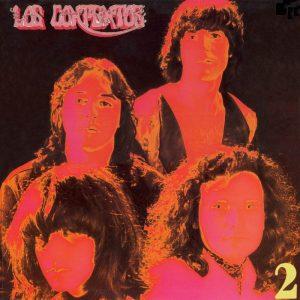 portada del disco Los Contentos 2