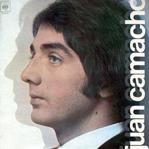 portada del disco Juan Camacho