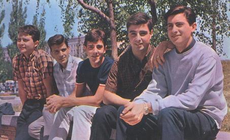 foto del grupo imagen del grupo Los Polaris