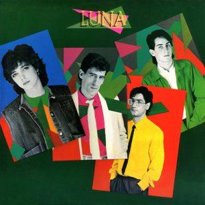 portada del disco Luna