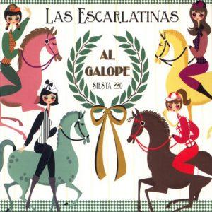 portada del disco Al Galope