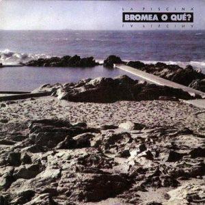 portada del disco La Piscina