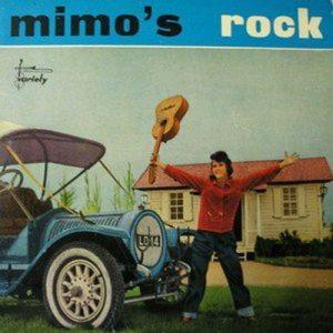 portada del disco Mimo's Rock