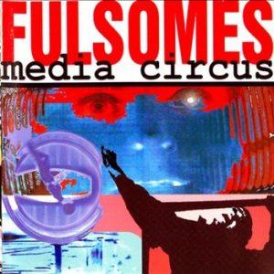 portada del disco Media Circus