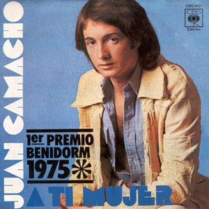 portada del disco A Ti, Mujer
