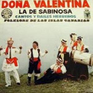 portada del disco Cantos y Bailes Herreños