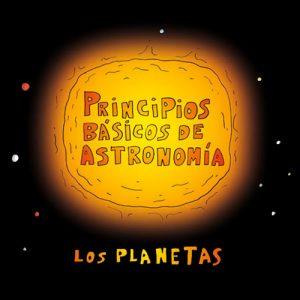 portada del disco Principios Básicos de Astronomía