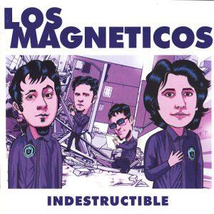 portada del disco Indestructible