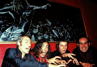 foto del grupo imagen del grupo Los Villanos de Boraville
