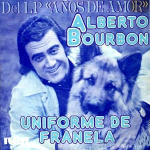 portada del disco Uniforme de Franela