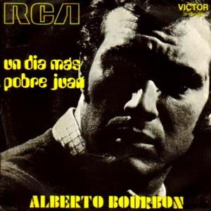 portada del disco Un Día Más / Pobre Juan