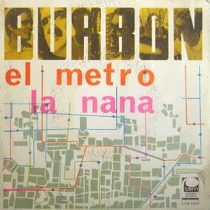 portada del disco El Metro