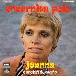portada del disco Joanna