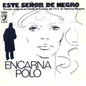 portada del disco Este Señor de Negro