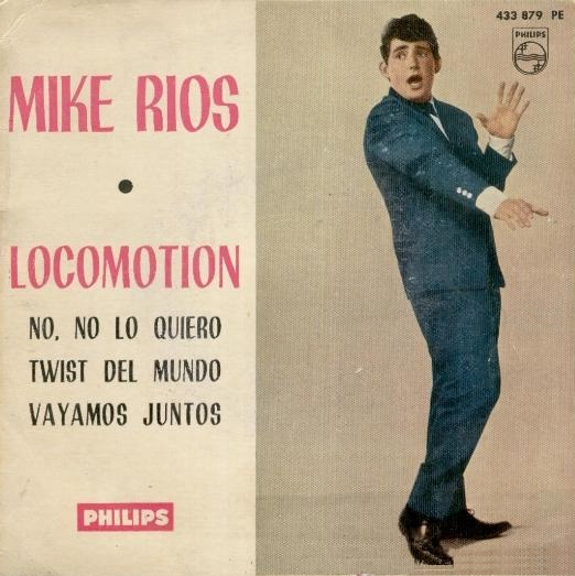 portada del disco Locomotion