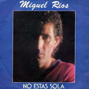 portada del album No Estás Sola / Antinuclear